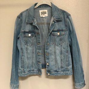 Zara TRF Authentic Denim Jacket